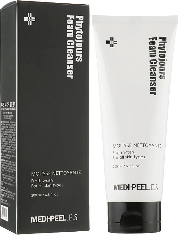 Очищающая пенка из натуральных компонентов - Medi Peel Phytojours Foam Cleanser