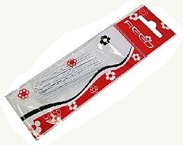 Духи, Парфюмерия, косметика Шпильки для волос 7265B, 6 см, белые - Reed