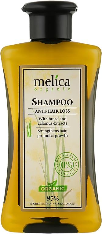 """Шампунь для волос """"Питательный"""" против выпадения волос - Melica Organic Anti-hair Loss Shampoo"""