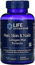 Духи, Парфюмерия, косметика Витамины для волос, кожи и ногтей с коллагеном - Life Extension Hair Skin & Nails
