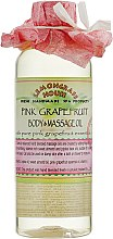 "Духи, Парфюмерия, косметика Масло для тела и массажа ""Розовый грейпфрут"" - Lemongrass House Body & Massage Oil"