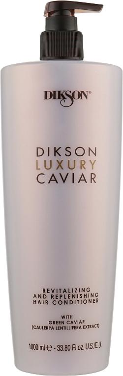 Ревіталізуючий і наповнюючий кондиціонер - Dikson Luxury Caviar Conditioner — фото N3