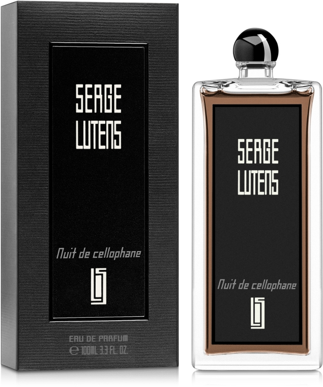 Serge Lutens Nuit de Cellophane - Парфюмированная вода