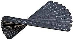 Духи, Парфюмерия, косметика Пилки для ногтей MEL-601, 100/180, черные - Zinger