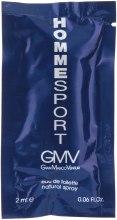 Духи, Парфюмерия, косметика Gian Marco Venturi GMV Homme Sport - Туалетная вода (пробник)