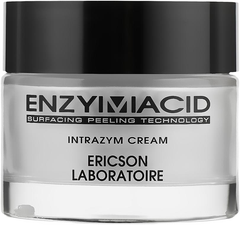 Відновлюючий поживний крем - Ericson Laboratoire Enzymacid Intrazym Cream — фото N1