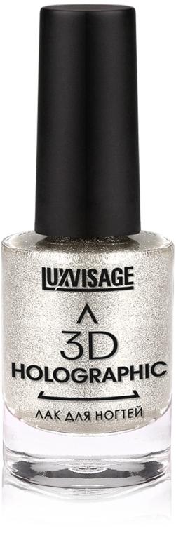 Лак для ногтей - Luxvisage 3D Holographic