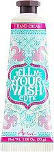 Духи, Парфюмерия, косметика Крем для рук - Ariul Tell Me Your Wish Hand Cream Cute