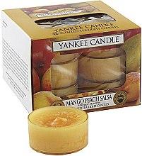Духи, Парфюмерия, косметика Чайные свечи - Yankee Candle Scented Tea Light Candles Mango Peach Salsa