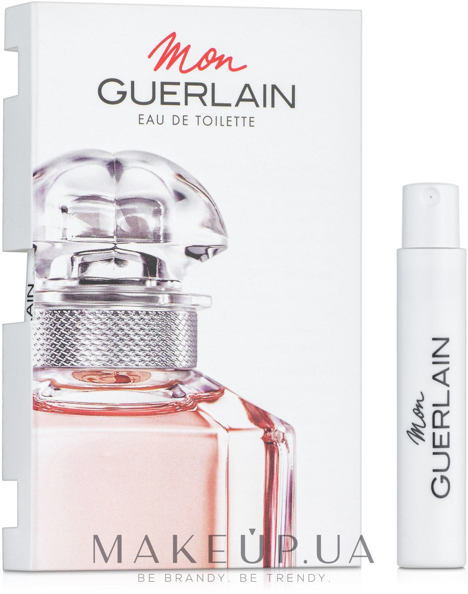 Guerlain Mon Guerlain - Туалетная вода (пробник) — фото 0.7ml