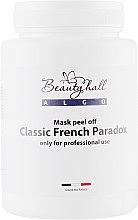 "Духи, Парфюмерия, косметика Альгинатная маска ""Французский парадокс"" - Beautyhall Algo Peel Off Mask French Paradox"