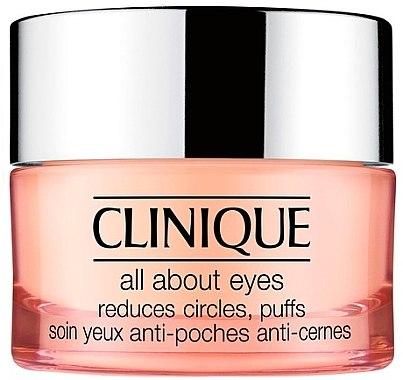 Крем для уменьшения темных кругов под глазами - Clinique All About Eyes (мини) — фото N1