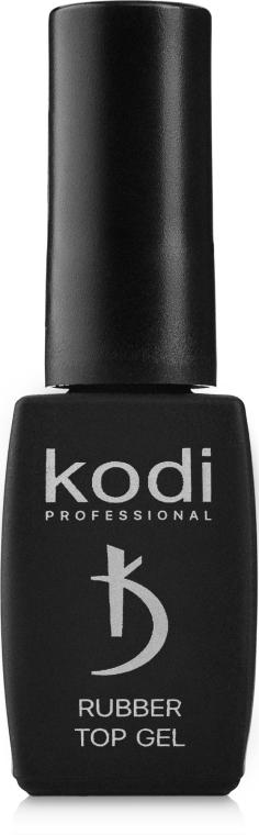 Верхнее покрытие для гель-лака - Kodi Professional Rubber Top Gel