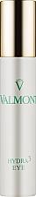 Духи, Парфюмерия, косметика Увлажняющая эмульсия для кожи вокруг глаз - Valmont Hydra 3 Eye