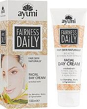 Духи, Парфюмерия, косметика Крем дневной для лица - Ayumi Fairness Daily Facial Day Cream