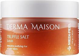 Духи, Парфюмерия, косметика Гоммаж для лица с трюфельной солью - Medi-Peel Derma Maison Truffle Salt Scrub