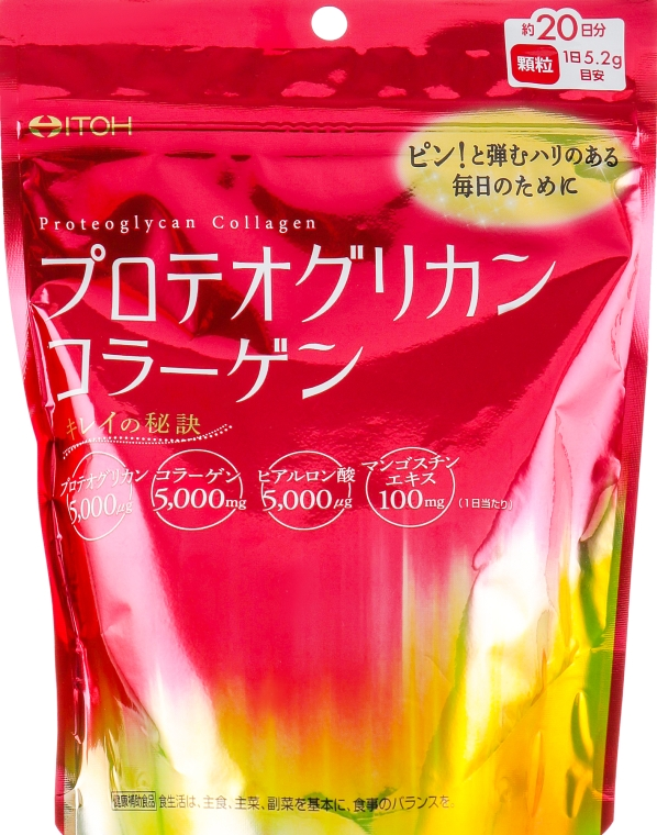 """Пищевая добавка """"Коллаген с Протеогликаном"""" - Itoh Proteoglycan Collagen"""