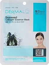 Духи, Парфюмерия, косметика Маска с коллагеном и морскими водорослями - Dermal Seaweed Collagen Essence Mask