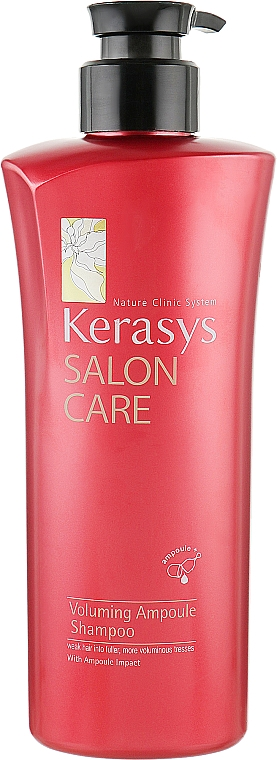 "Шампунь ""Объем"" - KeraSys Salon Care Voluming Ampoule Shampoo"