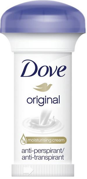 """Антиперспирант-крем """"Красота и Уход"""" - Dove Original Deodorant Cream"""