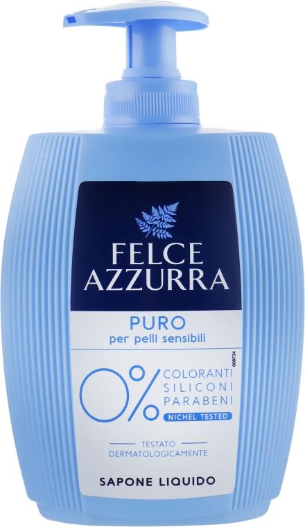 Жидкое мыло - Felce Azzurra Puro Per Pelli Sensibili