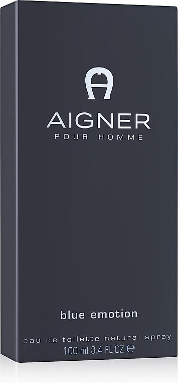 Aigner Blue Emotion - Туалетная вода