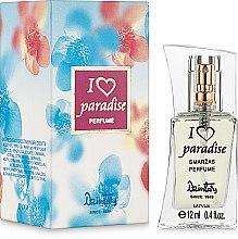 Dzintars I love Paradise - Духи — фото N1