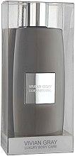 Духи, Парфюмерия, косметика Гель для душа - Vivian Gray Style Platinum Shower Gel