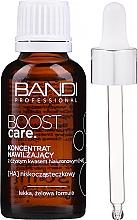 Духи, Парфюмерия, косметика Увлажняющий концентрат для лица - Bandi Professional Boost Care Moisturizing Concentrate