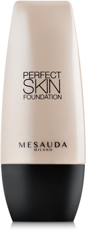 Стойкий тональный крем - Mesauda Milano Perfect Skin Foundation (в упаковке)