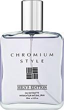 Духи, Парфюмерия, косметика Delta Parfum Men's Chromium Style - Туалетная вода