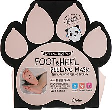 Духи, Парфюмерия, косметика Пилинг-носочки для стоп - Esfolio Foot & heel Peeling Mask