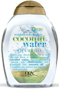 Шампунь для волос с кокосовой водой - OGX Coconut Water Weightless Hydration Shampoo