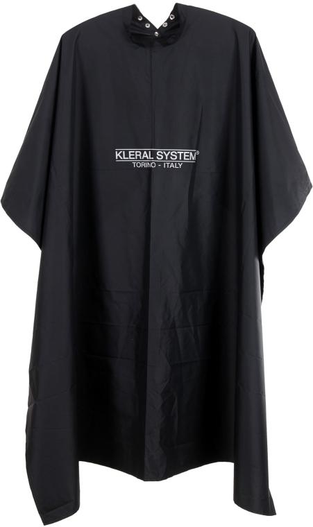 Профессиональный пеньюар, черный - Kleral System