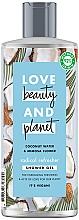 "Духи, Парфюмерия, косметика Гель для душа ""Кокос и мимоза"" - Love Beauty&Planet Coconut Water & Mimosa Flower Shower Gel"
