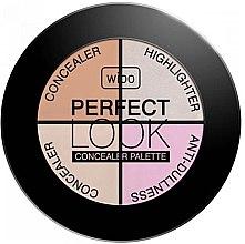 Духи, Парфюмерия, косметика Палитра корректоров для лица - Wibo Perfect Look