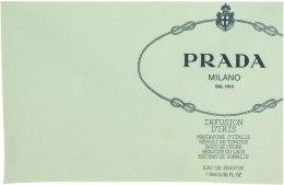 Духи, Парфюмерия, косметика Prada Milano - Парфюмированная вода (пробник)