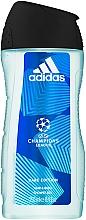 Духи, Парфюмерия, косметика Adidas UEFA Champions League Dare Edition - Гель для душа