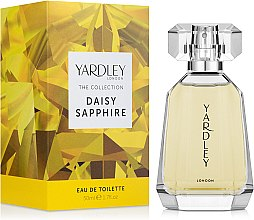 Духи, Парфюмерия, косметика Yardley Daisy Sapphire - Туалетная вода