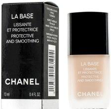 Духи, Парфюмерия, косметика Защитная и выравнивающая основа для ногтей - Chanel La Base Protective And Smoothing