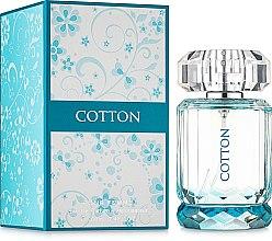 Духи, Парфюмерия, косметика Fragrance World Cotton - Парфюмированная вода