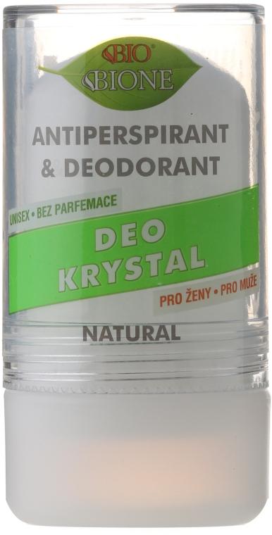 Дезодорант - Bione Cosmetics Deo Krystal Antiperspirant&Deodorant