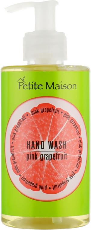 """Жидкое мыло для рук """"Розовый грейпфрут"""" - Petite Maison Hand Wash Pink Grapefruit"""