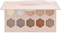 Палетка теней для век - Catrice Superbia Vol. 1 Warm Copper Eyeshadow Edition — фото N2