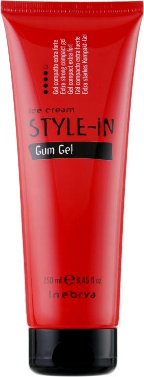 Компактный гель для укладки волос - Inebrya Style-In Gum Gel — фото N1