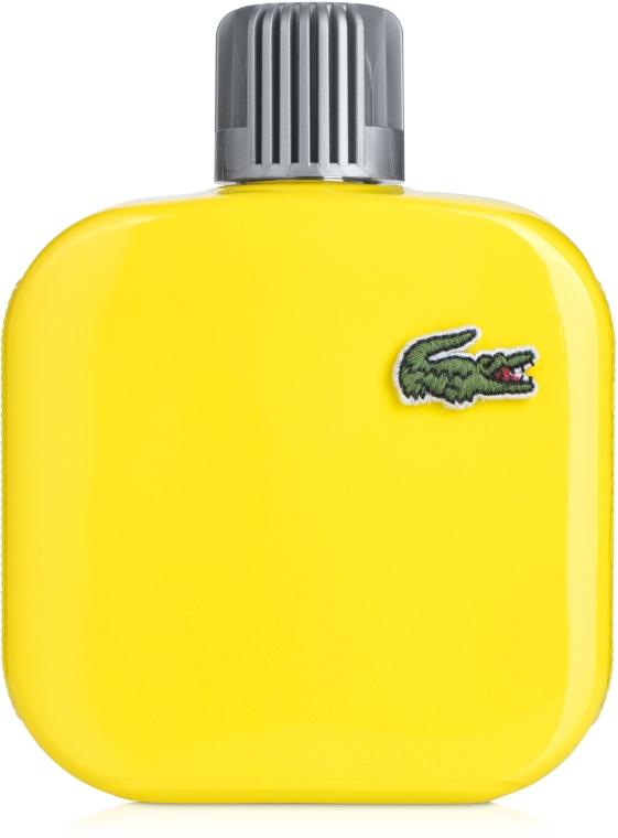 Eau de Lacoste Lacoste L. 12.12 Yellow (Jaune) - Туалетна вода (тестер без кришечки) — фото N1