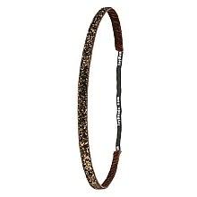 Духи, Парфюмерия, косметика Повязка на голову, коричневая - Ivybands Brown Glitter Hair Band