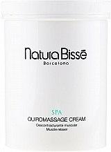 Духи, Парфюмерия, косметика Крем для массажа - Natura Bisse Spa Quiromassage Cream
