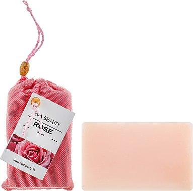 """Парфюмированное мыло """"Роза"""" - Eva Beauty"""