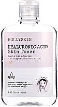 Духи, Парфюмерия, косметика Тоник для лица с гиалуроновой кислотой - Hollyskin Hyaluronic Acid Skin Toner